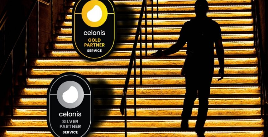 Arany fokozatú partner a Celonis-nál - SCM Consulting
